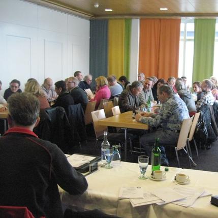 Die Generalversammlung konnte mit einer kurzen Pause in gut zwei Stunden durchgeführt werden.
