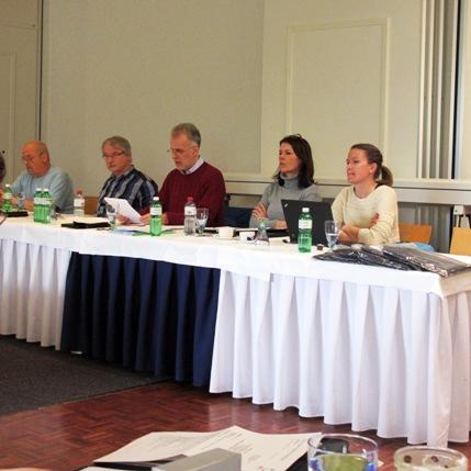 bisheriger Vorstand: R. Vogt, Dr. M. König, St. Bolliger, R. Stüssi, J. Eigenmann